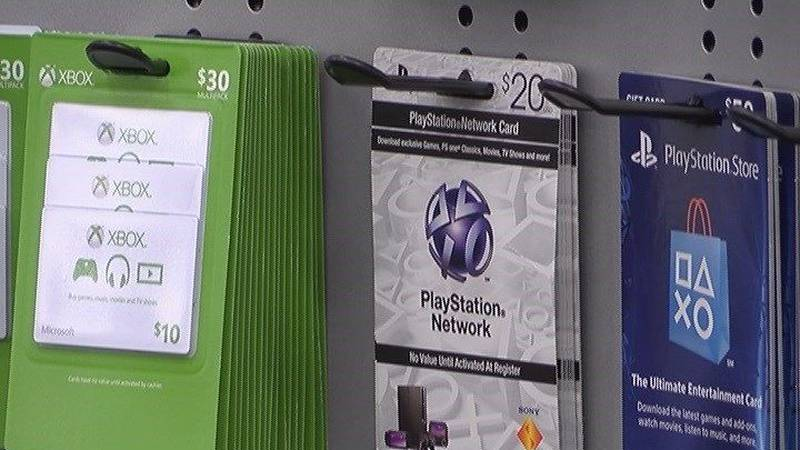 Gift card sales account for nearly 20 percent of holiday spending.