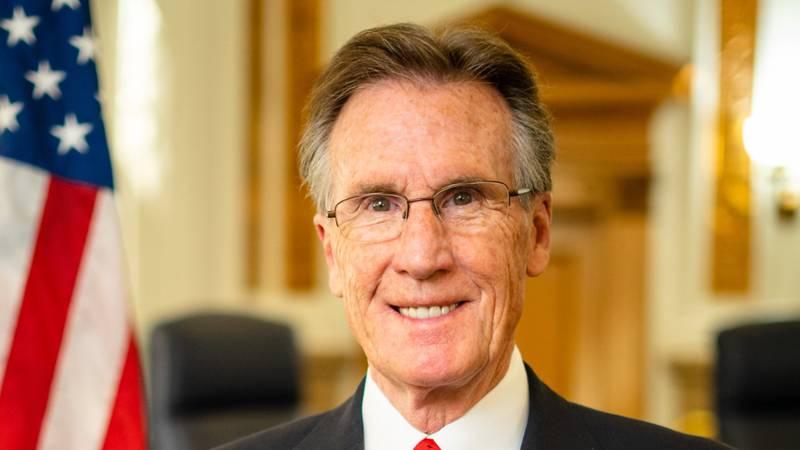 Mesa County Commissioner Scott McInnis