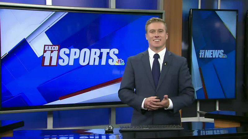 KKCO 11 News at 6:00 - Sports - 111620