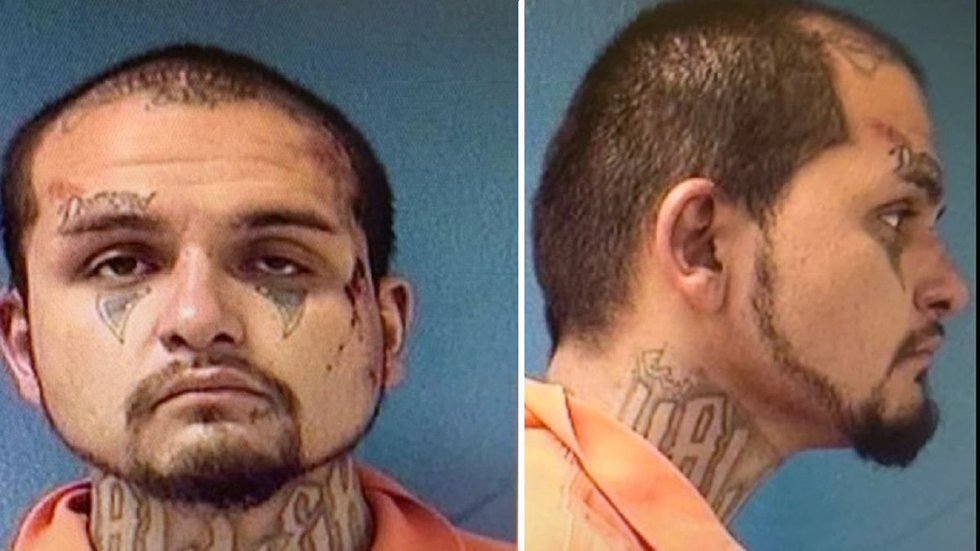 """Adre Baroz, nicknamed """"Psycho,"""" was the suspect in a nation-wide manhunt after the remains of..."""