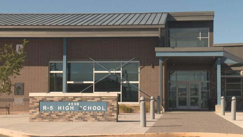 R-5 High School, the location of the D51 Career Fair