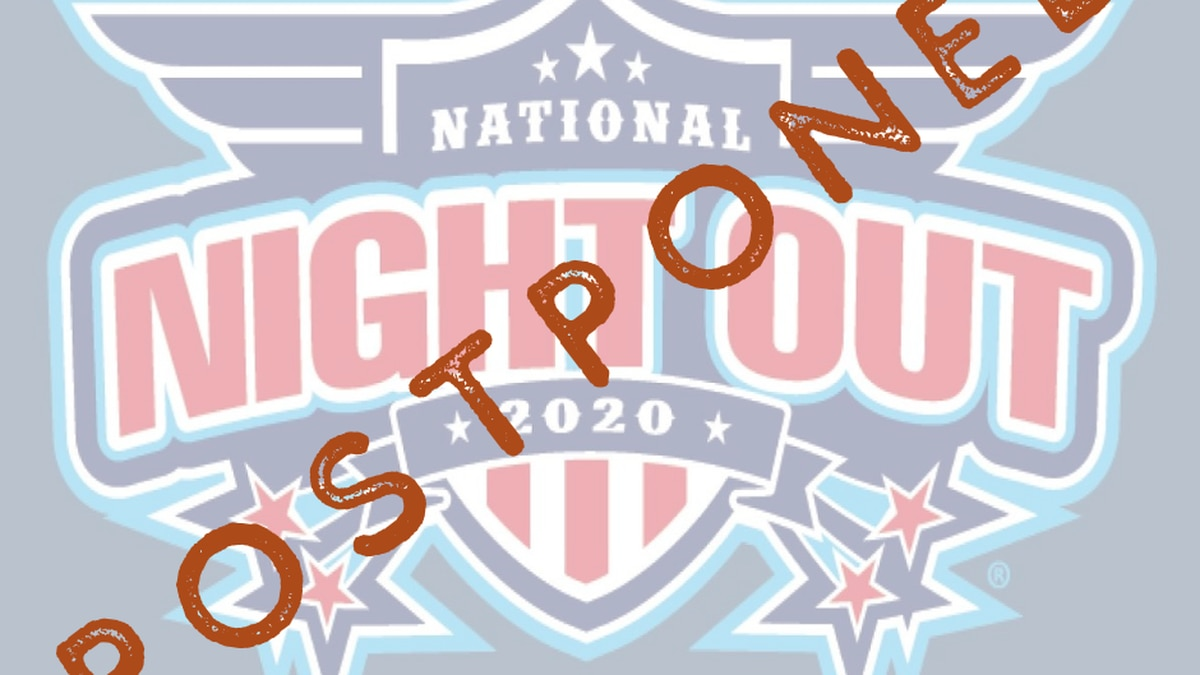 2020 National Night Out Postponed
