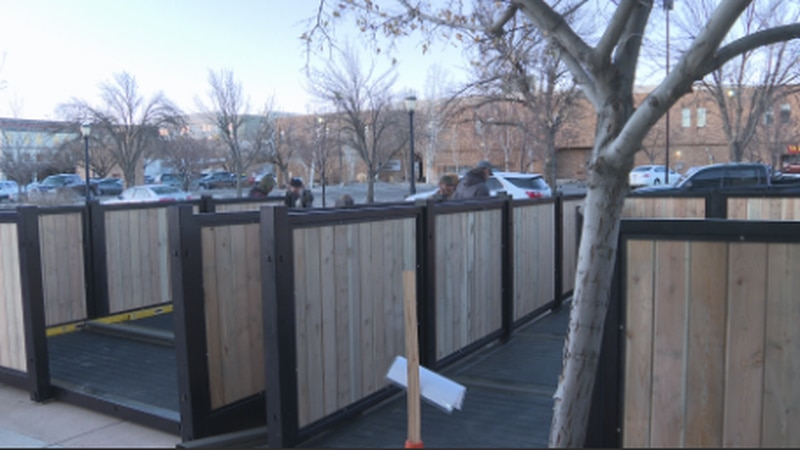 Downtown Grand Junction expands outdoor dining
