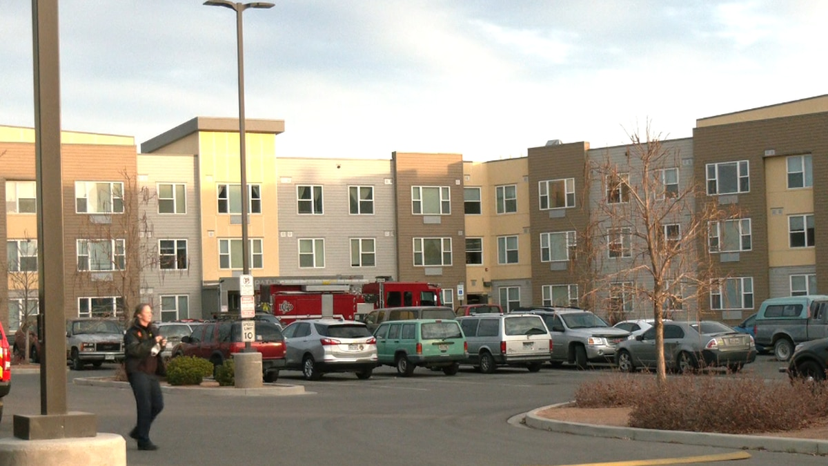 A flooding occurred at Pathways Village off of 29 Road in Grand Junction around 4 P.M. on Sunday.
