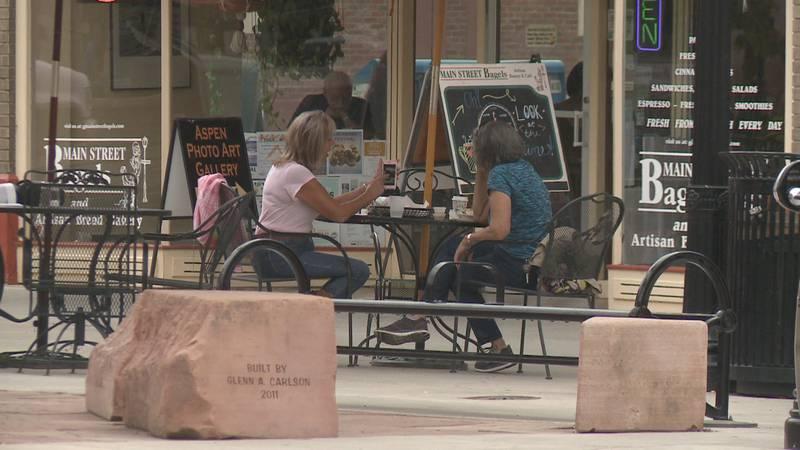 Uptick in COVID-19 cases in Mesa County