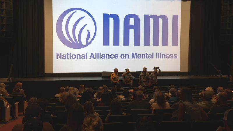 NAMI event at Avalon for Mental Health Awareness Month in May