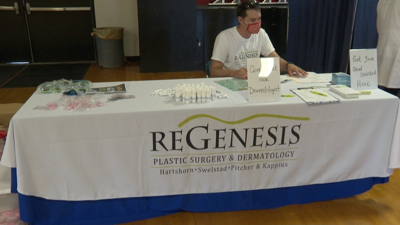 Western Colorado Senior Games adds health fair for residents who want a free skin cancer...