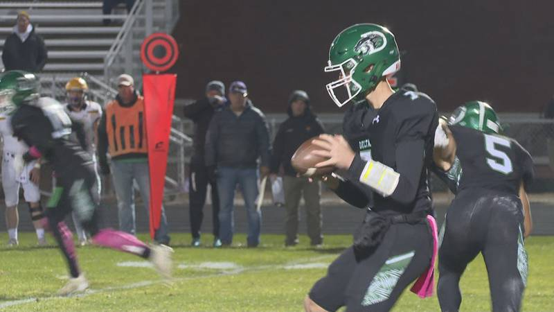 Delta improves to 6-1 with win over Basalt