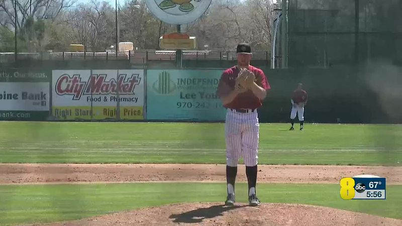 KJCT 8 News at 5:30 - VOD - clipped version- kjct baseball