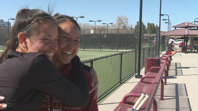 Campos sisters take CMU