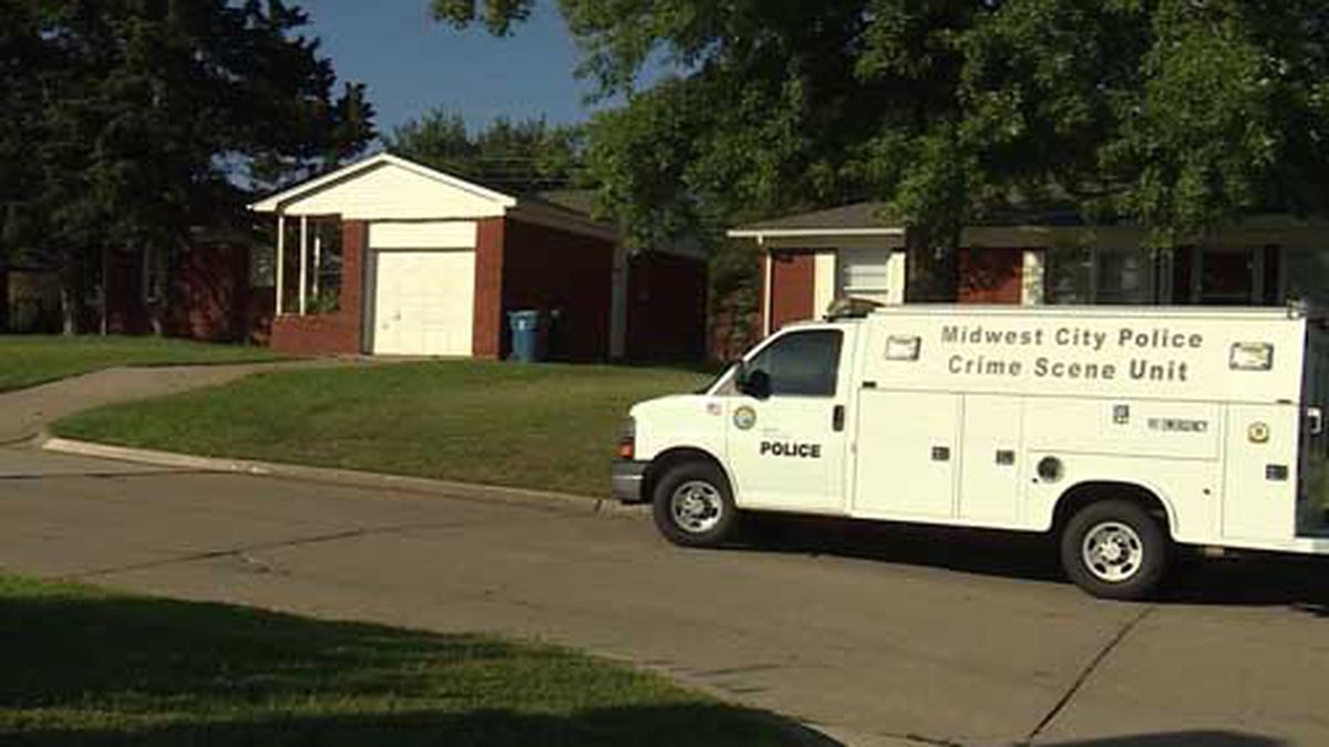 An 8-year-old accidentally shot his twin with their parents' handgun in Midwest City, Oklahoma....