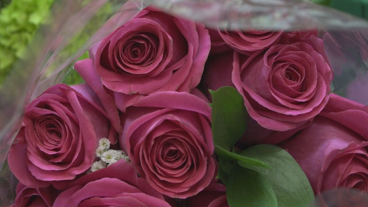 Flowers are one of the most popular Valentine's Day gifts