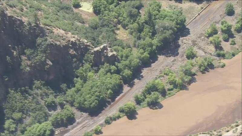 Gov. Polis to visit Glenwood Canyon site