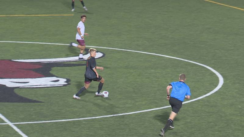 CMU men's soccer is off to a strong start