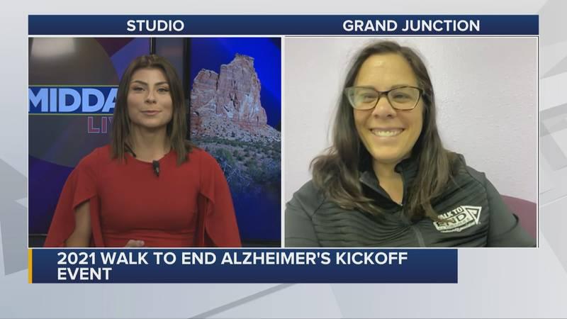 Walk to End Alzheimer's kicks off walk season