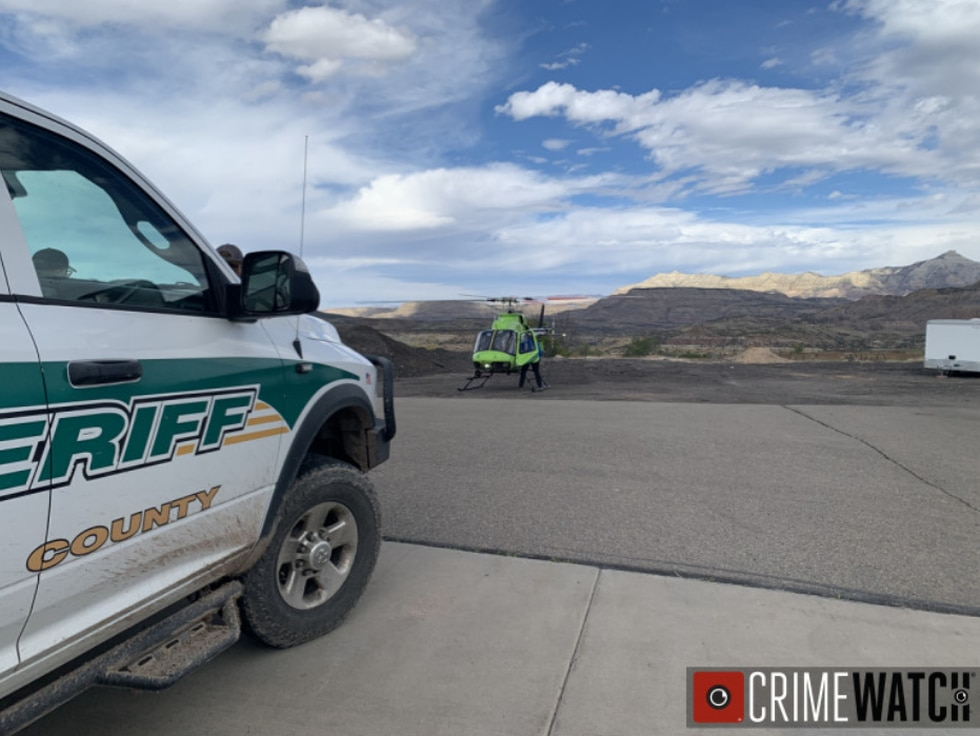 Mesa County Sheriff's Office searches for missing plane - Lumen's helicopter helps shuttle...