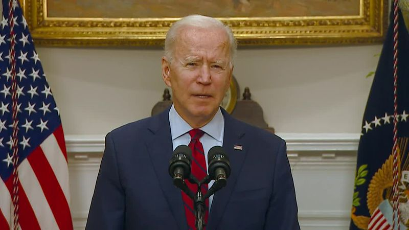 President Biden said his goal is for every pre-kindergarten through 12th grade educator, school...
