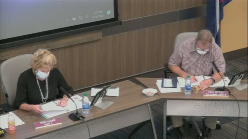 Parents express frustration at School District 51 board meeting