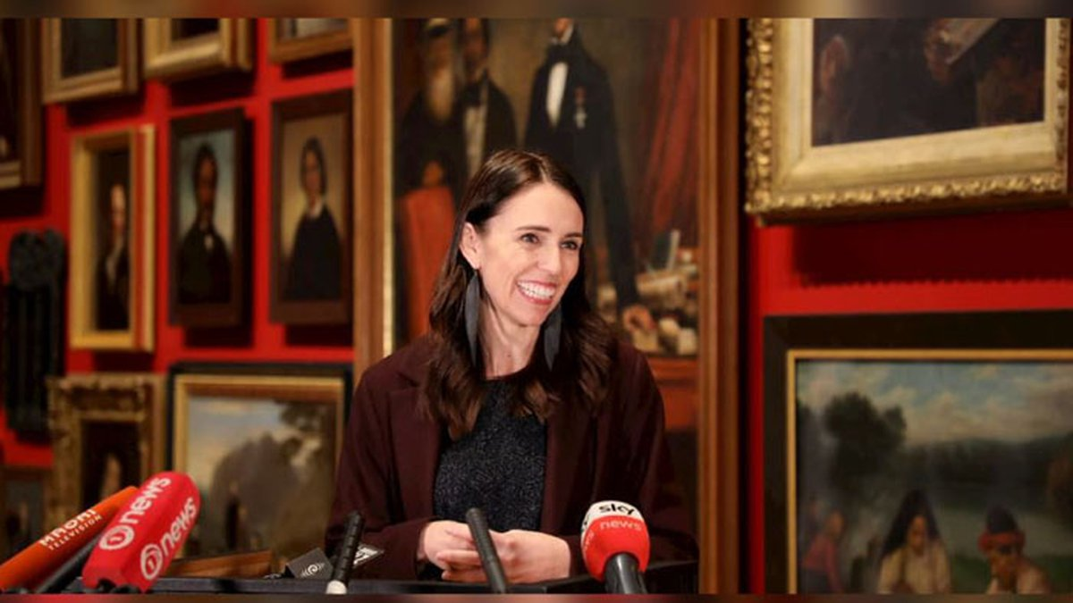 Prime Minister Jacinda Ardern said she was confident New Zealand had halted the spread of...