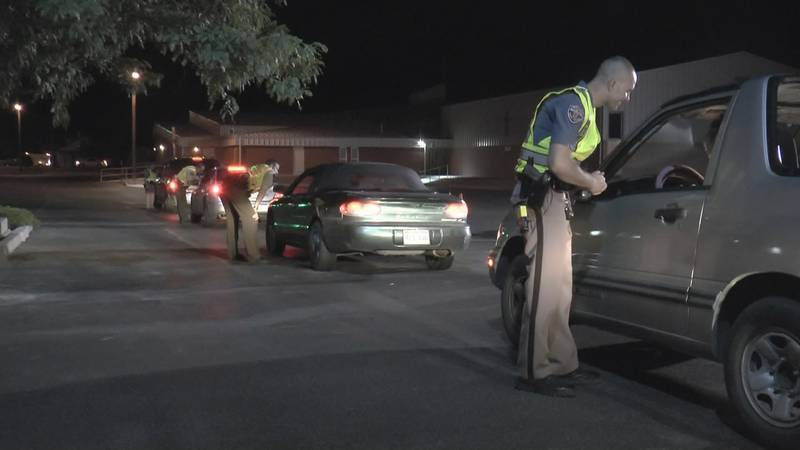 Colorado State Patrol and Department of Transportation push to reduce impaired driving through...