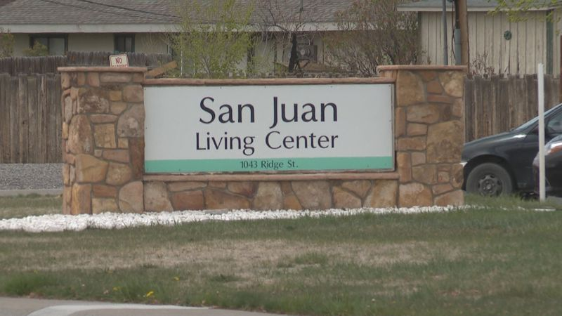 San Juan Living Center in Montrose
