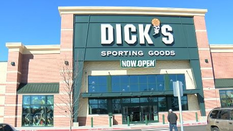 WEBXTRA: Dick's Sporting Goods holds grand opening at Tyler's Broadway Square Mall